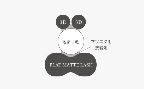 FLAT MATTE LASH